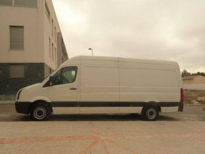 furgonetas gran volumen vw-crafter